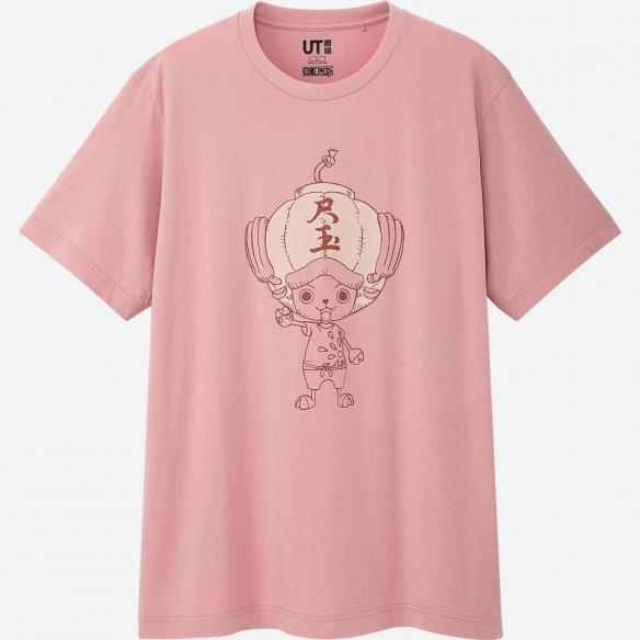 优衣库X《海贼王》剧场中新社是版联动T恤果然!7月29日日