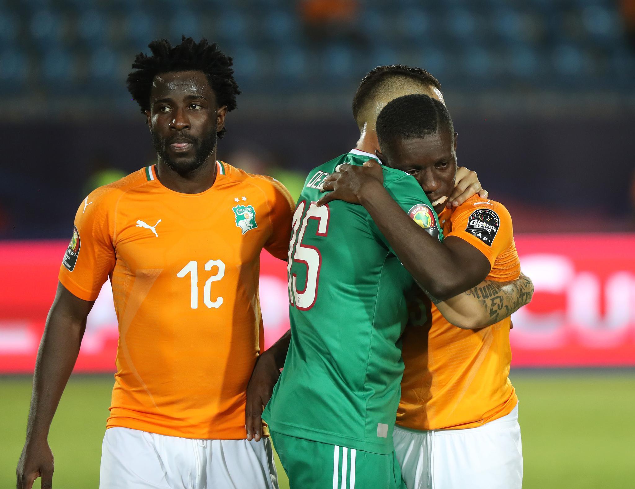 非洲杯:阿尔及利亚点球大战晋级半决赛