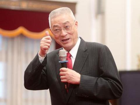 吴敦义 (图源:台媒)