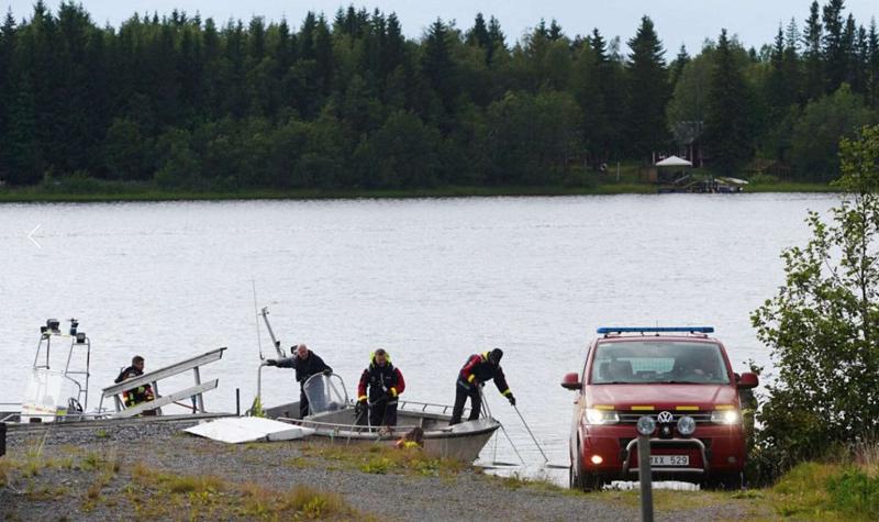 瑞典一架飞机坠毁 机上9人全部遇难