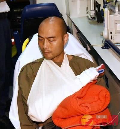 咬断港警手指头男子假释 案子将于9月10日再审