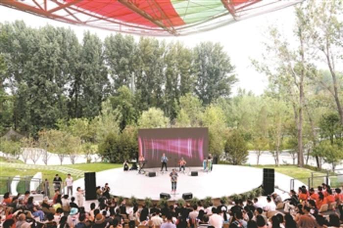 """北京世园会迎来""""多米尼加国家日"""""""