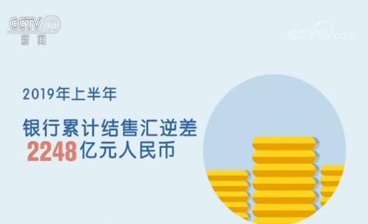 国家外汇管理局:上半年境内外汇市场供求基本平衡