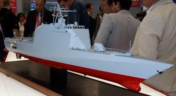俄研发出舰载集装箱式防空系统 可同时攻击16个目标