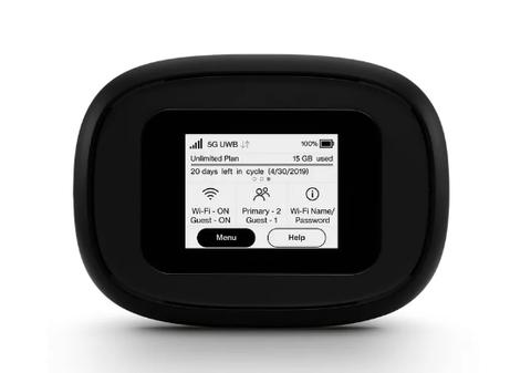 Verizon以649.99美元的价格推出其首个5G热点设备