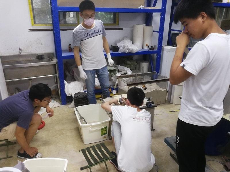 三连冠!专业机械蝉联第三届机械大学生全国工岩土交大学子设计制造及其自动化图片