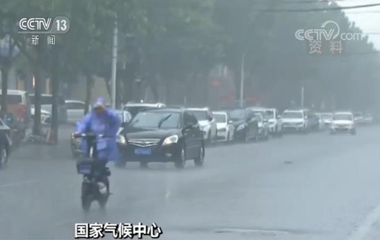 華北雨季將開始雨量大并伴隨雷電、大風、冰雹等強對流天氣
