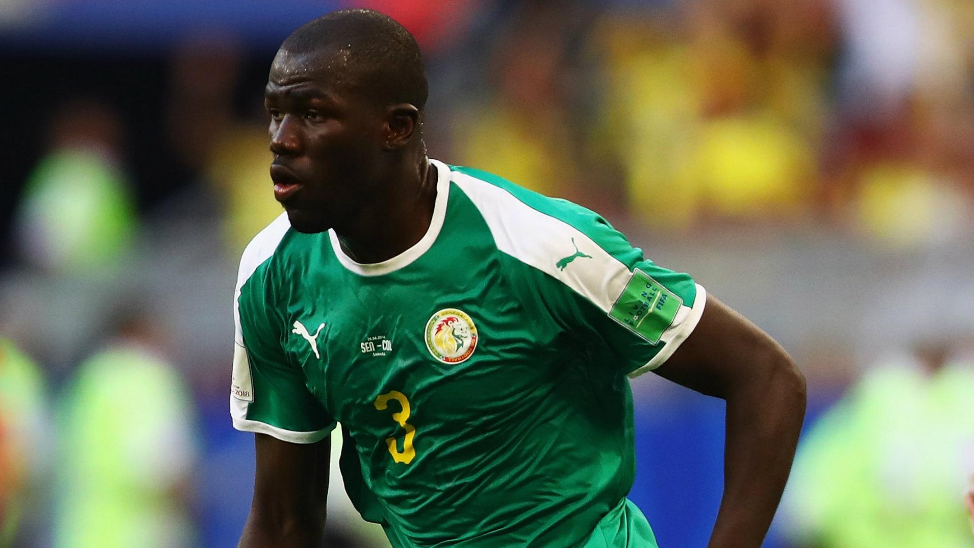 库利巴利缺席非洲杯决赛 主帅西塞很遗憾