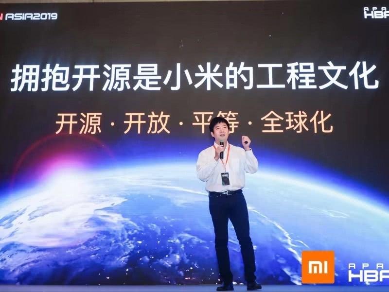 深网   崔宝秋:拥抱开源是小米的工程师文化 反对重复造轮子