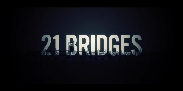 """漫威宇宙顺序 """"黑豹""""主演新片《21座桥》SDCC公开最新预告!"""