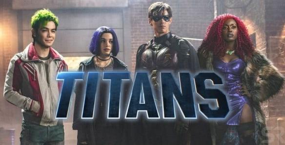 DC《泰坦》第二季定档9月6日!《《权游》演员倾力加盟