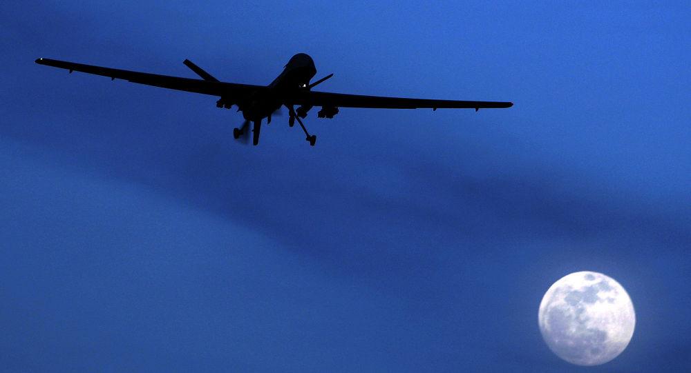 伊朗总统:美国无人机若再越过伊边境 必将击落