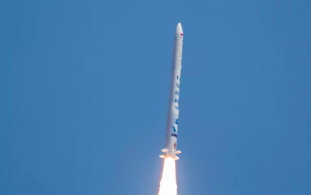 中国民营火箭首次发射入轨!星际荣耀实现民营运载火箭零突破