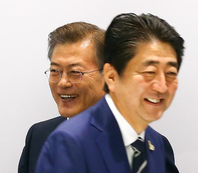 韩国1天2次要求韩日高层对话:日方不回应|自由贸易