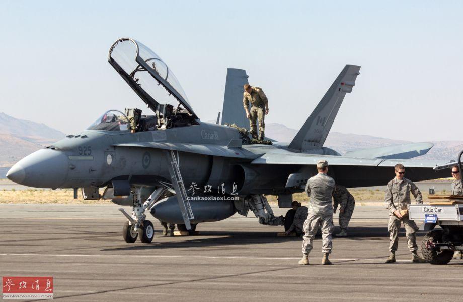 美欧4家军火巨头竞逐加拿大百亿美元战机订单