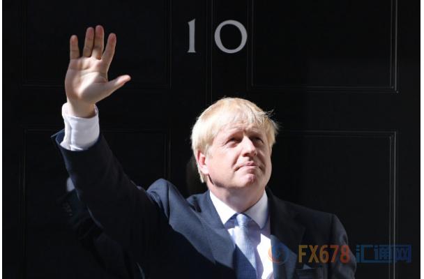 约翰逊施压取消爱尔兰硬边界 欧盟领导人嗤之以鼻