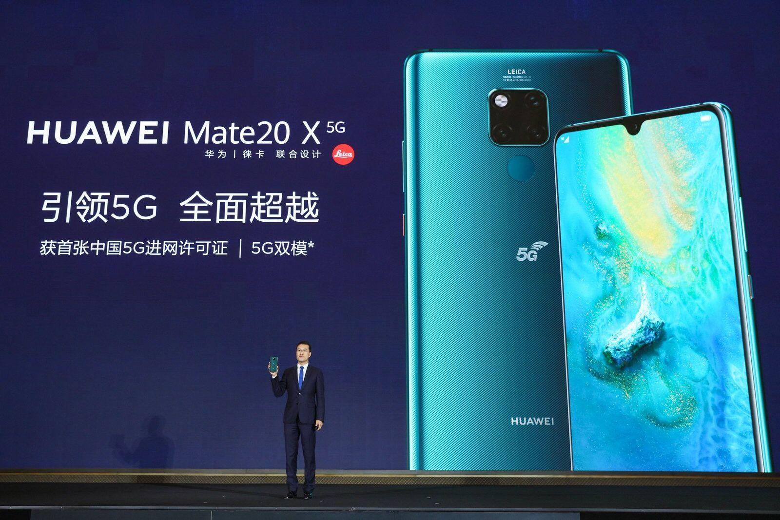 华为发布首款5G手机 价格低于预期能否带动5G换机潮?