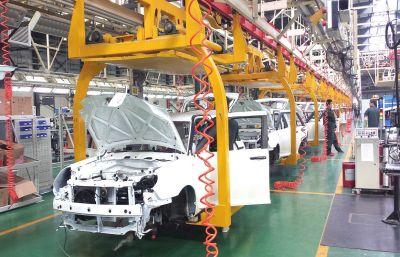 500强透射汽车势力榜巨变 全球惨淡中国崛起