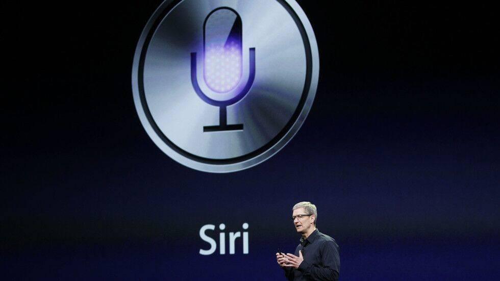 Siri搜集用户包含性生活在内的隐私灌音并发给第三者