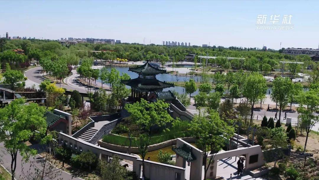2016年,河北唐山举办了第32届世界园艺博览会。