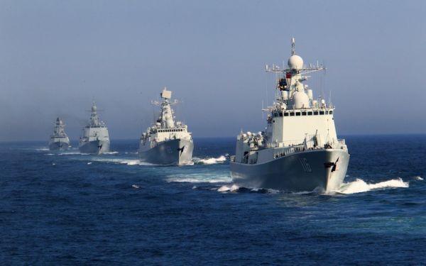 俄媒:中国海军总吨位还不及美1/3 但仍比俄高15万吨