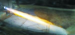 蓝箭航天液氧甲烷发动机100秒试车成功