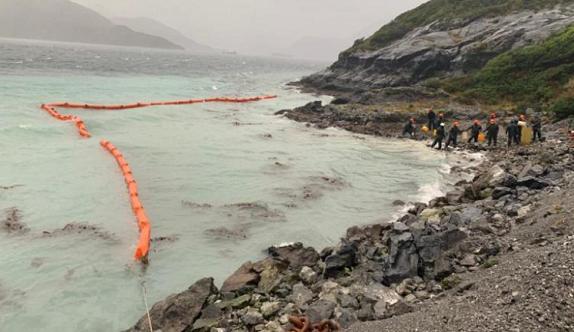 智利约4万升石油泄漏 将对环境产生破坏性后果|智利