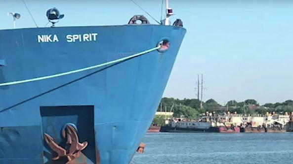 乌释放俄船员后称事件画上句号 俄方却说还没完|油轮|扣押