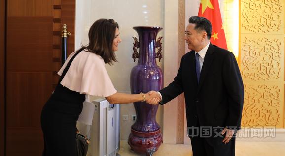李小鹏今日会见哥伦比亚交通部部长|哥伦比亚