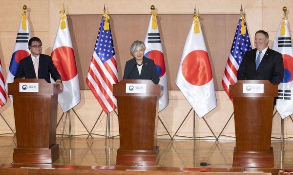 日韩贸易战走向失控?美国终于打破沉默|贸易战|特朗普
