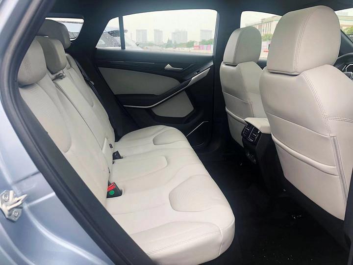 福特领界EV试装车国内首次试驾揭秘