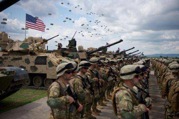 美军为运输驻欧部队招标:载人客车要配空调厕所