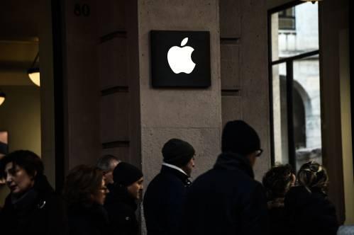 外媒:华为承压表现强劲 苹果成贸易战大输家