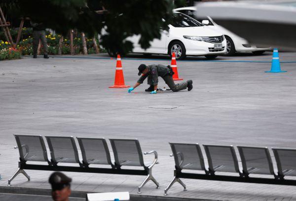 东盟外长会议之际 曼谷连发六起爆炸致伤四人|东盟|爆炸
