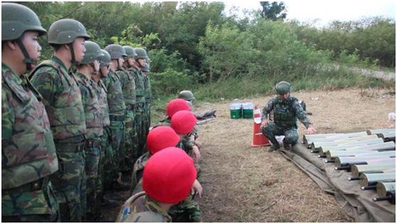 台军训练时遗失20枚子弹 台媒:军纪螺丝又松了?
