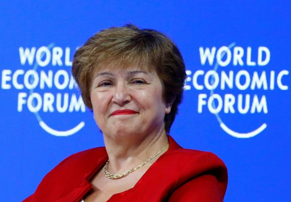 <b>国际货币基金组织新一任总裁或将是她</b>
