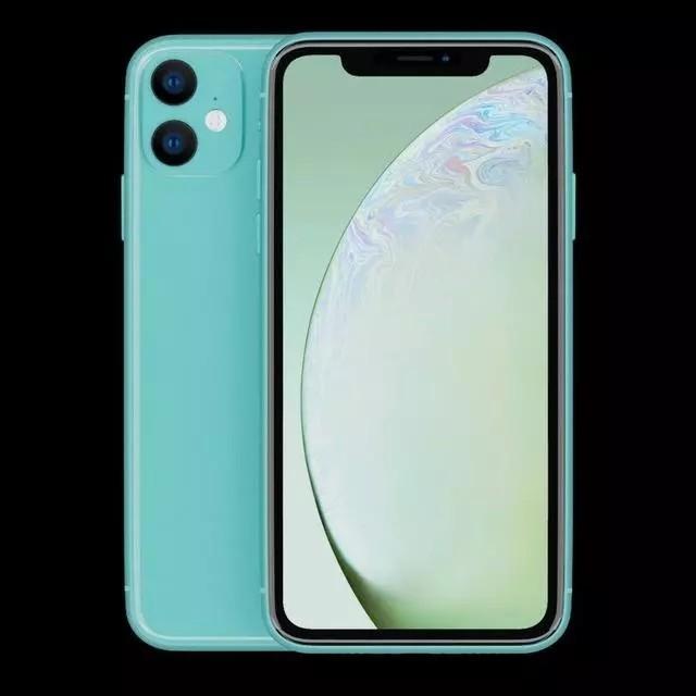 iPhone11R全新小清新配色曝光 香芋紫和蒂芙尼蓝