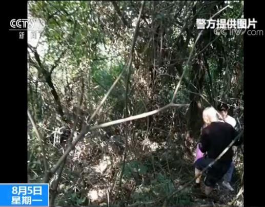 潜逃34年的命案嫌犯 被群众举报在果园里落网(图)|命案|嫌犯