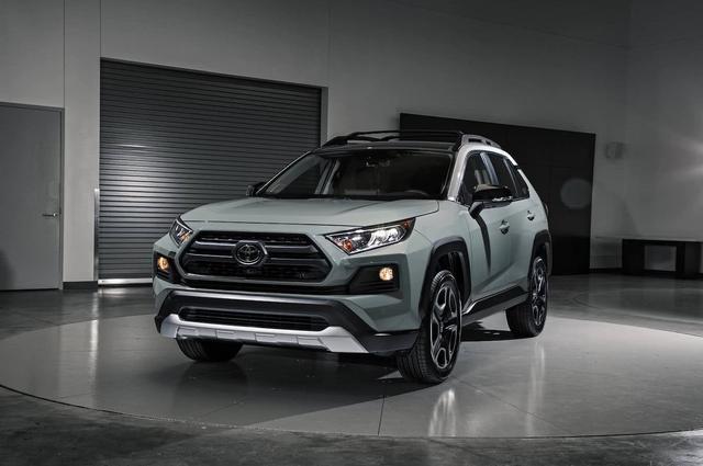 广汽丰田又迎来一款SUV 或命名威兰达