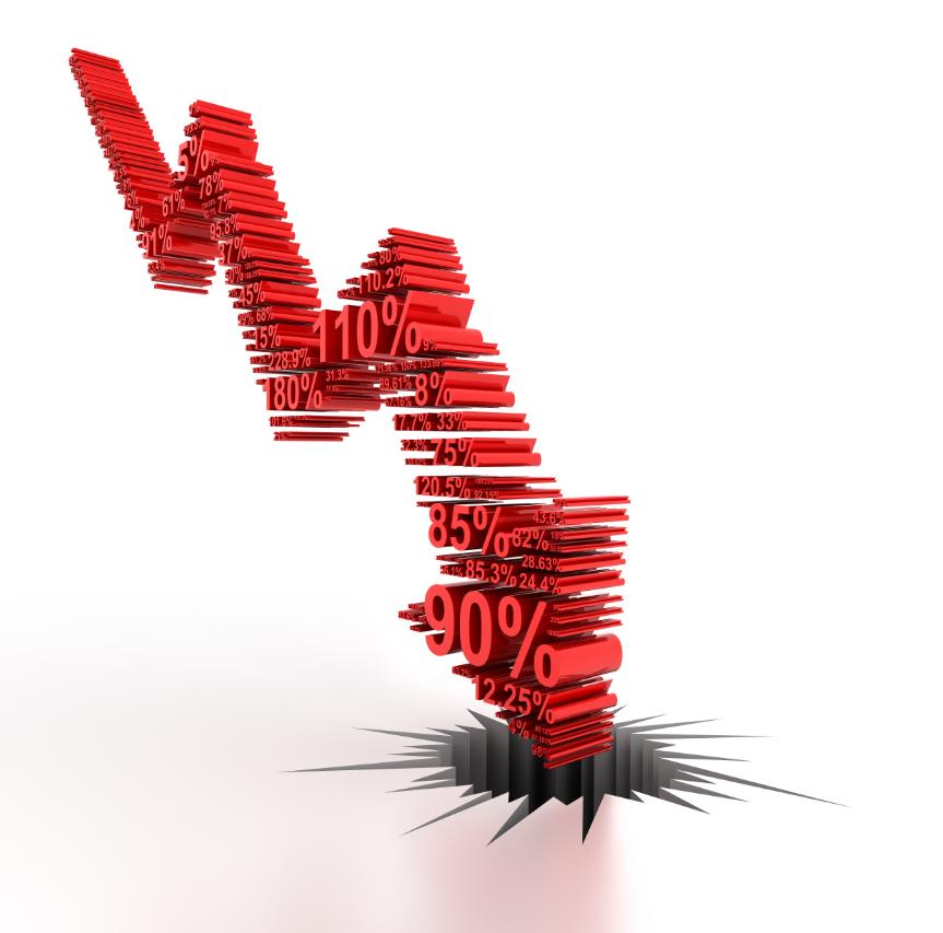 全球股市惨遭血洗:美股创年内最大跌幅 A股开盘遇挫