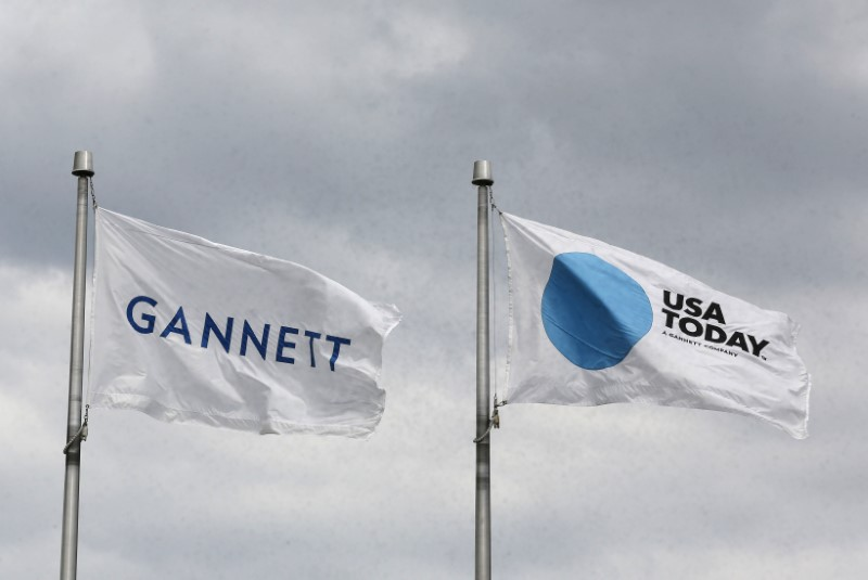 新媒体投资集团斥资14亿美元收购甘尼特,成为美国最大报纸出版商