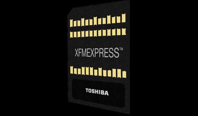 东芝推出全新微型NVMe SSD设计方案
