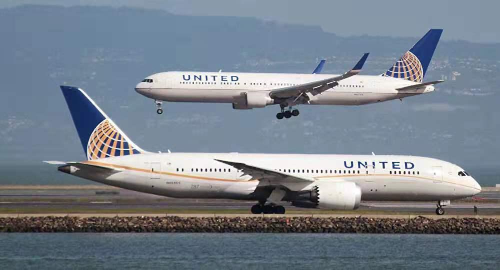 后怕!美联航2名飞行员企图酒驾被捕 航班被迫取消