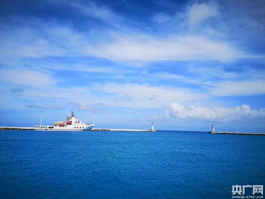 【你好,小岛】三沙岛礁:祖国南海的璀璨明珠