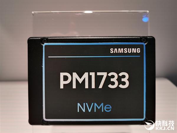 三星首款PCIe 4.0 SSD曝光:最大容量30.72TB