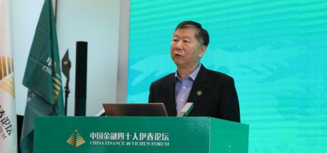 原银监会主席尚福林谈金融开放:外资银行占比很低 对外开放空间很大