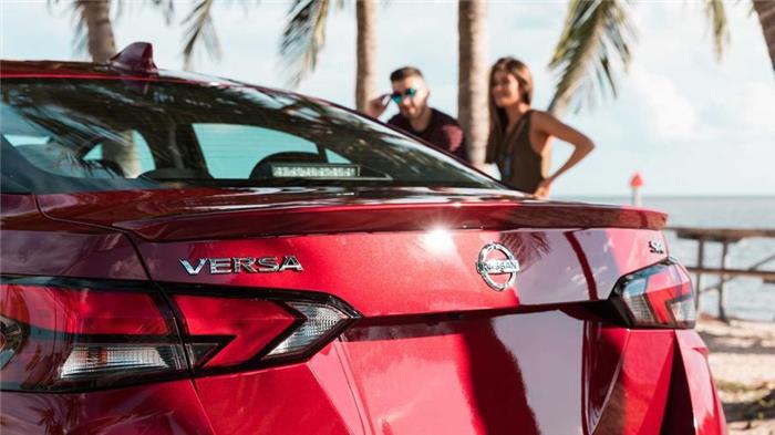 海外版新款日产-阳光(Versa)正式发布