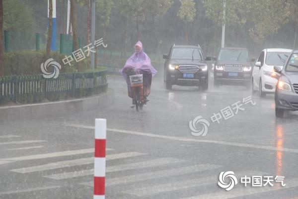 台风登陆在即 山东多地雨量破历史极值|广饶|昌乐|强降雨