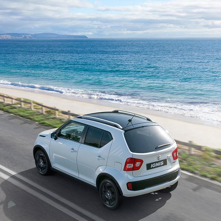 重振印度市场销量 铃木35年来首次发布新款SUV
