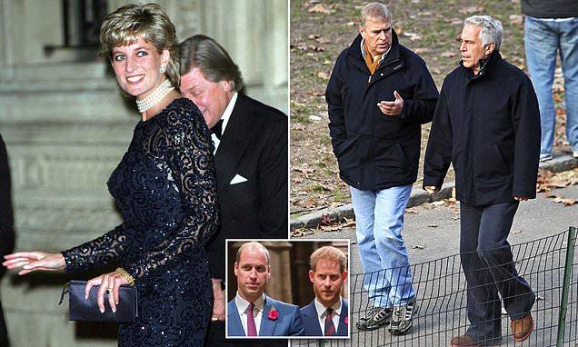 戴安娜王妃受牵连?美国亿万富翁死亡事件持续发酵|曼哈顿